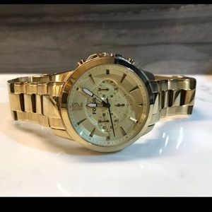 Fossil mens watch (needs new battery)